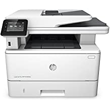 HP Laserjet Pro M426fdn Multifunction Laser Printer with Built-in Ethernet & Duplex Printing, Amazon Dash Replenishment Ready (F6W14A)