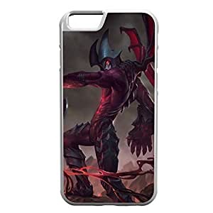 Aatrox-002 League of Legends LoL case cover for Apple iPhone 6 Plus - Rubber White