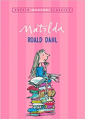 Matilda Puffin Modern Classics Roald Dahl Quentin Blake