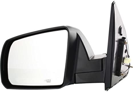 New Left//Driver Side Mirror Power Operated For Toyota Tundra 2007-2013 TO1320252