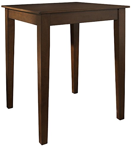 Crosley Furniture 32-inch Tapered Leg Pub Table - Vintage Mahogany by Crosley Furniture