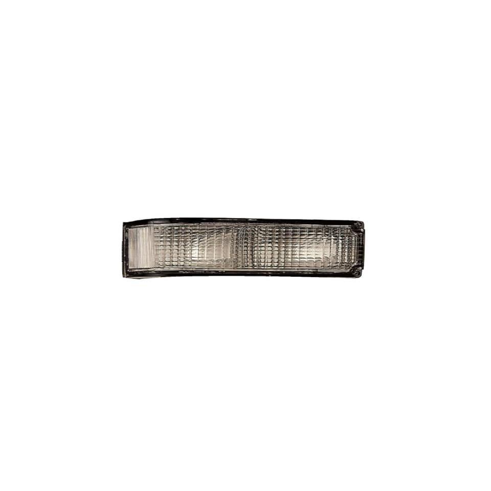 Chevrolet Blazer/Tahoe/Ck/Suburban/Gmc Yukon/Sierra Parking Signal Lamp Right Side