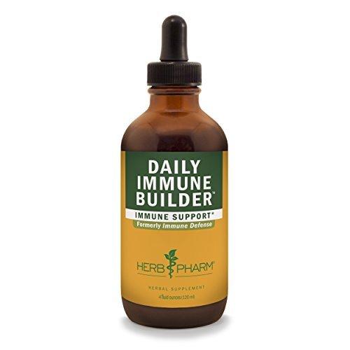 Daily Immune Builder - Herb Pharm Daily Immune Builder Herbal Immune System Defense - 4 Ounce by Herb Pharm