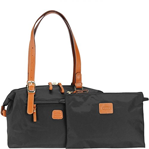 Bric's X-Bag Bolsa de viaje 27 cm Schwarz/Braun