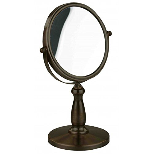 Home Basics CM44379 6 Inch Cosmetic Mirror Two-Sided
