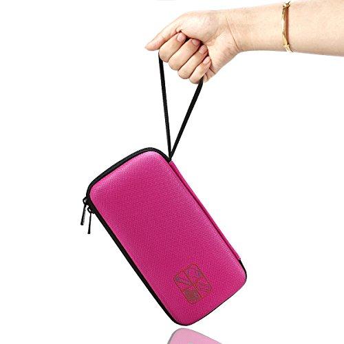 BOVKE for Texas Hard EVA Case Bag