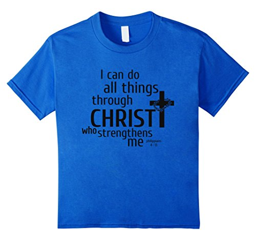 I-Can-Do-All-Things-Through-Christ-Christian-Gift-T-Shirt