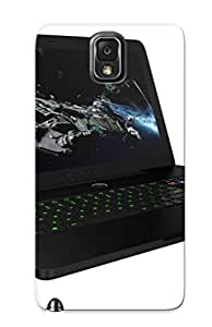 Flexible Tpu Back Case Cover For Galaxy Note 3 - Razer Blade Gaming Laptop Game Computer (35)