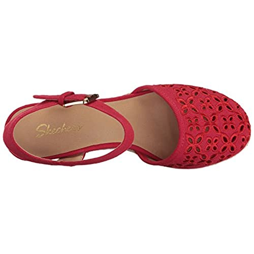 4ea8f49b3e5 Skechers Cali Women s Turtledove Platform Sandal cheap - appleshack ...