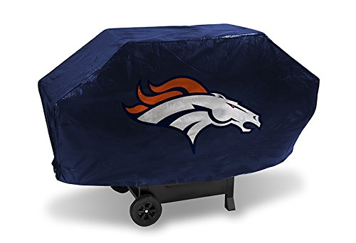 NFL Denver Broncos Deluxe Grill Cover