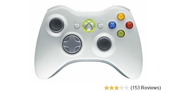 Amazon Com Microsoft Xbox 360 Wireless Controller For Windows Electronics
