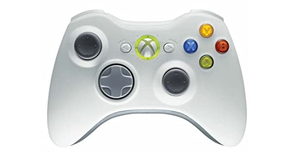 Microsoft Xbox 360 Wireless Controller for Windows - Volante/mando ...