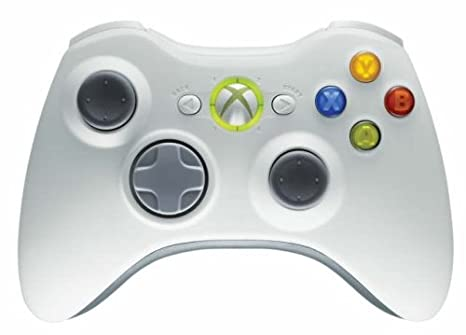 Microsoft Xbox 360 Wireless Controller for Windows on fuse box art, fuse world, fuse demo review,