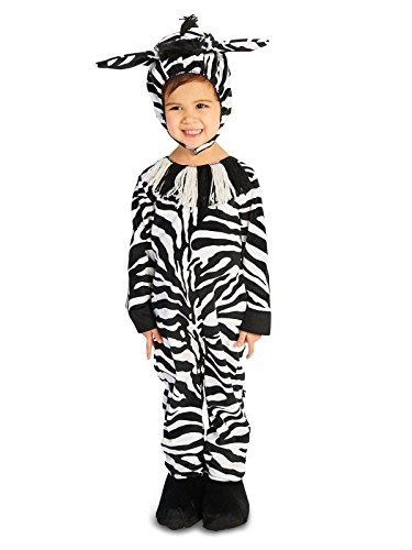Zany Zebra Toddler Costume (Zebra Costumes For Toddlers)