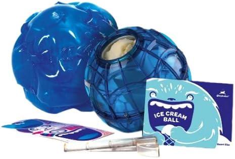 Amazon.com: YayLabs Jugar y Freeze Ice Cream Ball Ice Cream ...