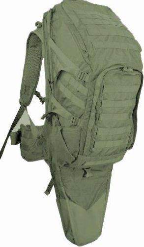Eberlestock X3 LoDrag Pack, Military Green X3MJ, Outdoor Stuffs