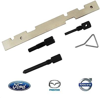 Engine Timing Camshaft Lock Kit Set Tool Pin Ford Zetec Focus Puma ... 5a53ecf59f