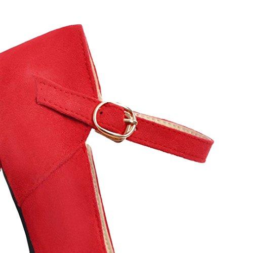 Aiyoumei De Mujer Tira Rojo Tobillo rwaqS17r