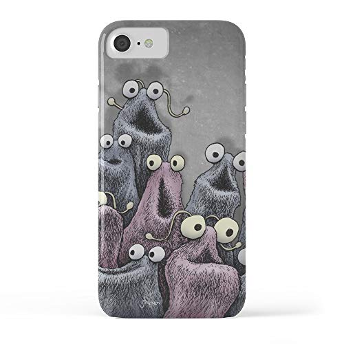 Yip Snap (Society6 iPhone 8 Cases, Featuring Yip Yip by eenkist)