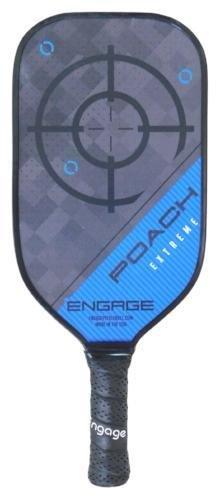 Engage Poach Extreme Pickleballパドル B07FWT9QDD Blue 7.9 - 8.3 oz Blue 7.9 - 8.3 oz