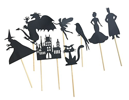 [Shadow Puppets by Imagination] (Cats Musical Halloween Costumes)
