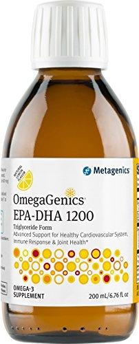 Metagenics OmegaGenics EPA DHA 1200 Liquid