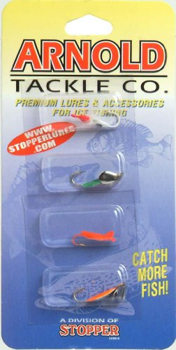 Arnold Tackle - Arnold Tackle Lure Pack-Arnold Jigs Fishing Products