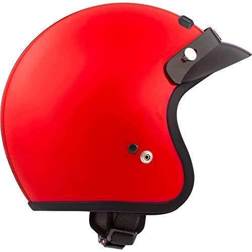 CKX 349801 VG-300 Kids/ Youth/ Juniors Helmet, Red, Small/Medium