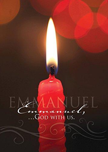 Emmanuel - Boxed Greeting Cards - Christmas - KJV Scripture