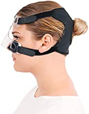 Nose Guard Face Sheild, One Size Fits All Protective Face Mask for Broken Nose with Clear Vision