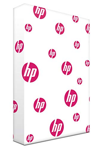 HP Printer Paper, Multipurpose20, 11x17 Paper, Ledger Size, 20lb Paper, 96 Bright, 500 Sheets / 1 Ream (172001R) Acid Free Paper (Color Laser Printer 11 X 17 Paper)