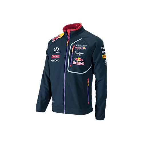 Red Bull Racing Teamline Chaqueta Softshell para Hombre bc1a76c49bb