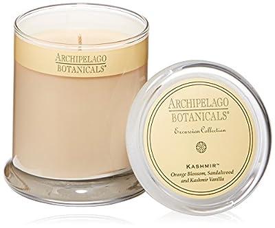 Archipelago Glass Jar Candle
