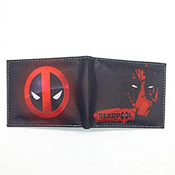 SWVV Cartera Deadpool/Iron Man/The Joker/Star Wars ...