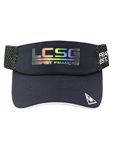 ルコックスポルティフ LE COQ SPORTIF ゴルフ メンズ バイザー バイザー QG0280 N151 ブラック 17sscz サイズ:フリー
