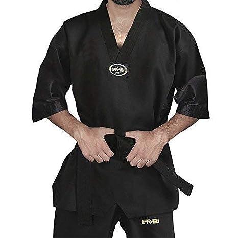 Farabi Fight Gear Taekwondo Uniformes Mix Artes Marciales GI ...