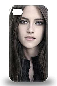 Iphone Cover 3D PC Case Specially Made For Iphone 4/4s Kristen Stewart American Female KK Kris KStew KST The Twilight Saga Into The Wild ( Custom Picture iPhone 6, iPhone 6 PLUS, iPhone 5, iPhone 5S, iPhone 5C, iPhone 4, iPhone 4S,Galaxy S6,Galaxy S5,Galaxy S4,Galaxy S3,Note 3,iPad Mini-Mini 2,iPad Air )
