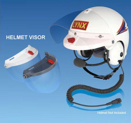 Lynx Micro Pilot Relai Systems High Visibility Visor
