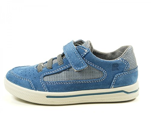 Ricosta 40-30200-142 Berti Zapatillas de cuero para niño Blau