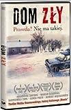 Dom zly (Arkadiusz Jakubik,Marian Dziedziel) DVD R2 by Arkadiusz Jakubik