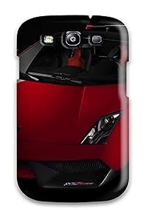 Defender Case For Galaxy S3, Lamborghini Gallardo Super Trofeo Stradale Pattern