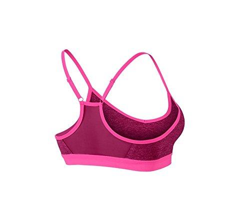 Nike De Para edel Camiseta Miler Rosa Hombre Running Tra qIxYwzSz