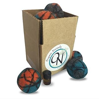 Organic Shoe Deodorizers by Organic Necessity (6-Pack)
