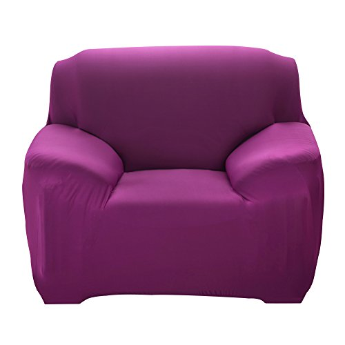 ttnight Sofa Slipcover, Fashion Slipcover Stretchable Pure C