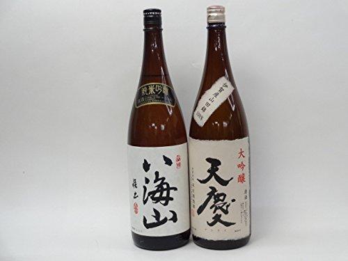 特選日本酒セット 八海山 天慶 スペシャル2本セット(純米吟醸大吟醸)1800ml×2本  B014COZ4LY
