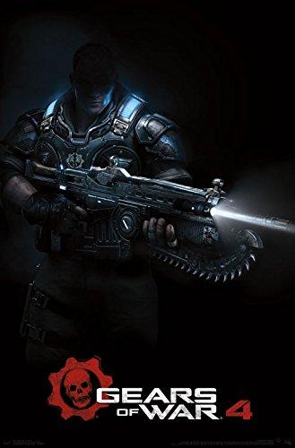 gears of war poster - 3