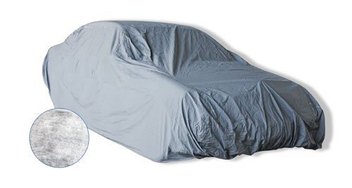 (Oxgord Heavy Duty Elite Car Cover Outdoor 100% Water Proof PVC Covers Medium - BMW / Honda Size)