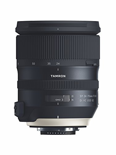 Tamron 24-70mm F/2.8 G2 Di VC USD G2 Zoom Lens