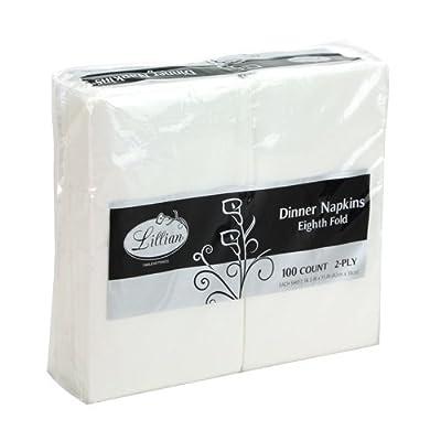 Premium White Napkins