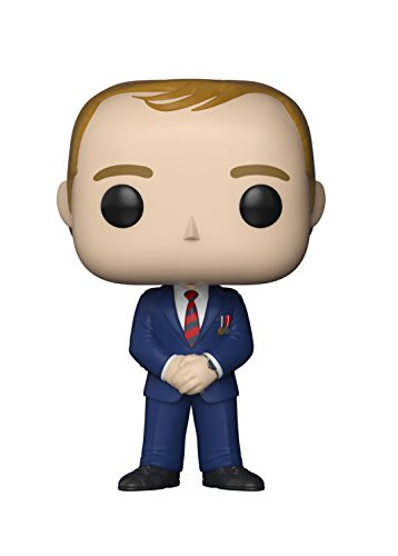 Prince William Diana - Funko POP!: Royal Family - Prince William Collectible Figure